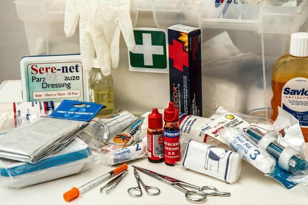 Emergency Kits for Rockhounding