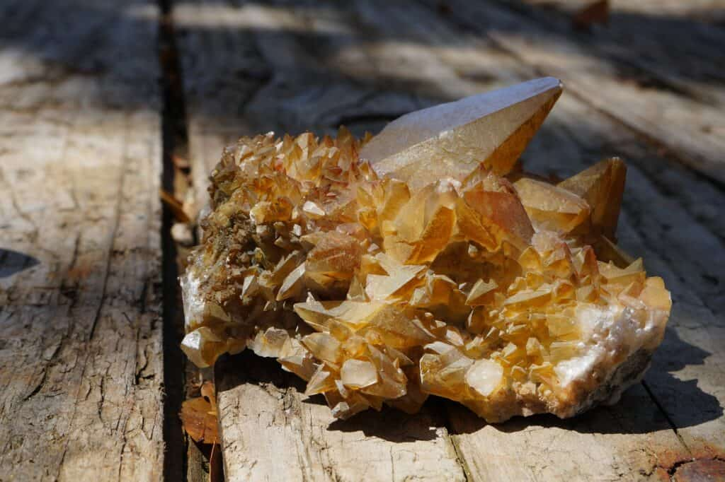 How to Know Where to Dig and Find Crystals