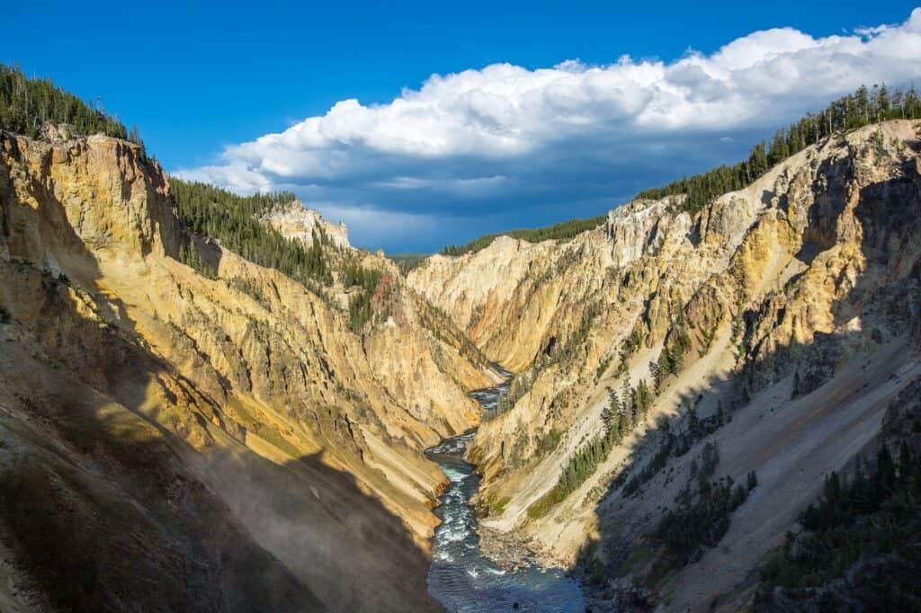 Rockhounding in Yellowstone Park
