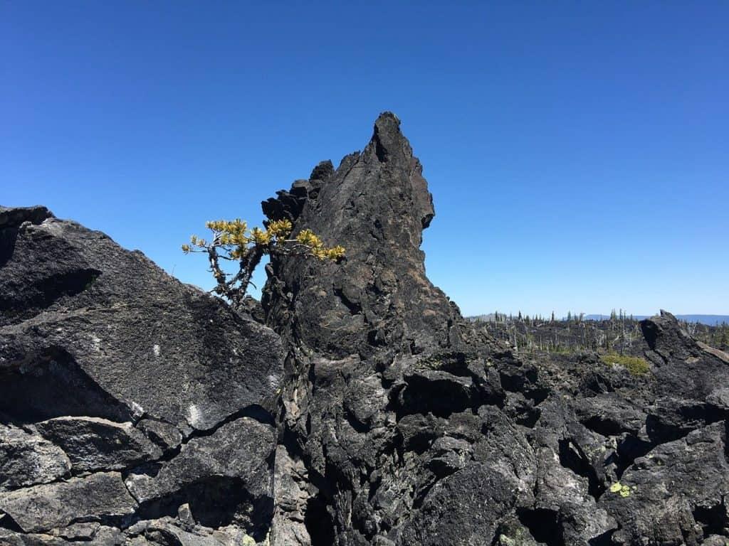Volcanic Rock - Obsidian