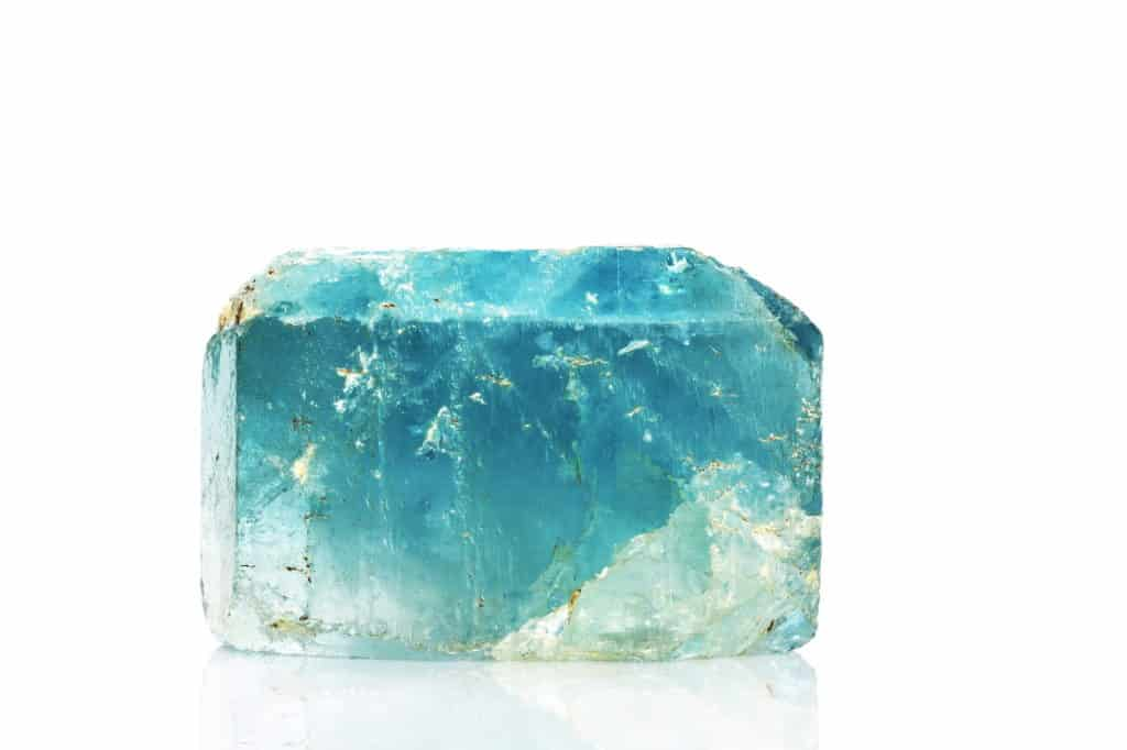 Raw Blue Topaz - Official Gemstone of Texas