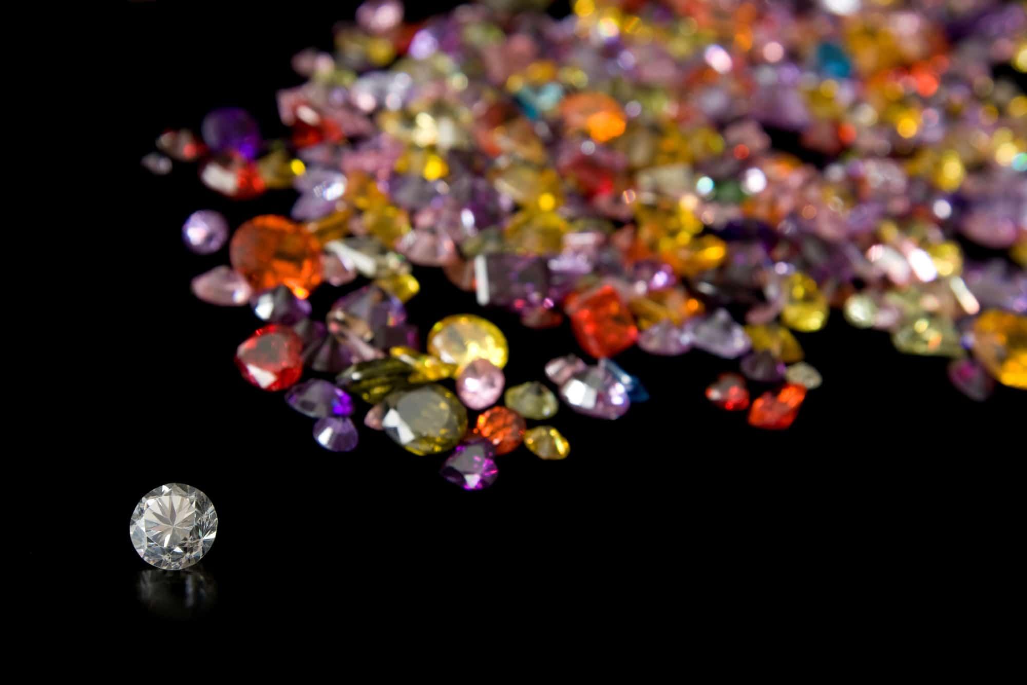 Precious And Semi-Precious Gemstones: Explanation & Difference