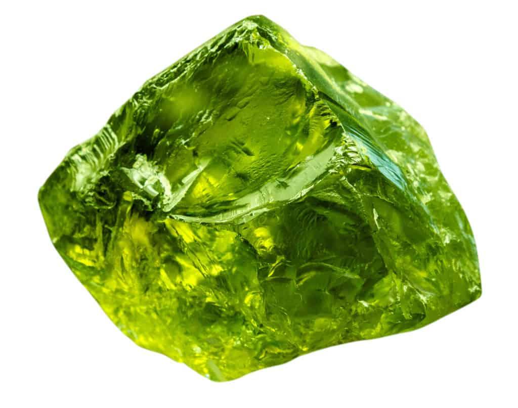Identifying Emerald Mineral