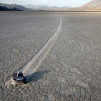 What Are Sailing Stones and Why do Sailing Stones Move?